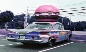 The Burgermobile